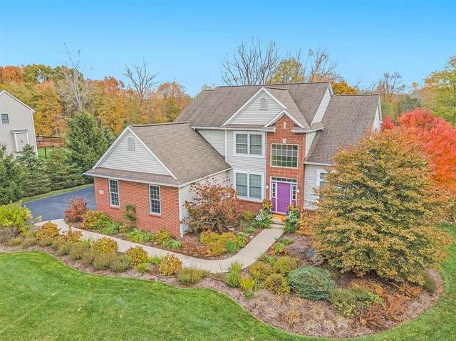 7236 North Lake Orchard, Dexter, MI 48137 (#543279109) :: The Alex Nugent Team | Real Estate One