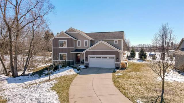 1702 Sweetgrass Drive SE, Gaines Twp, MI 49316 (#65021006337) :: The BK Agency