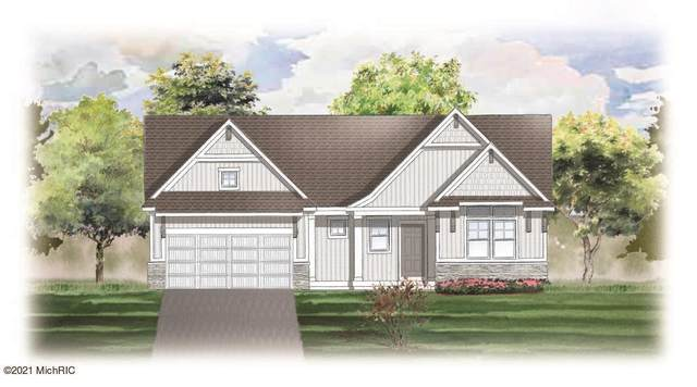 3221 Rocaway Drive, Jamestown Twp, MI 49426 (#65021006351) :: The Mulvihill Group