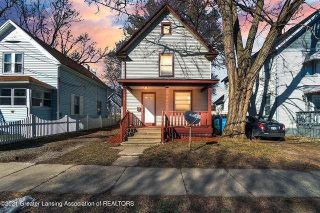 122 Woodlawn Avenue, Lansing, MI 48910 (#630000253416) :: GK Real Estate Team