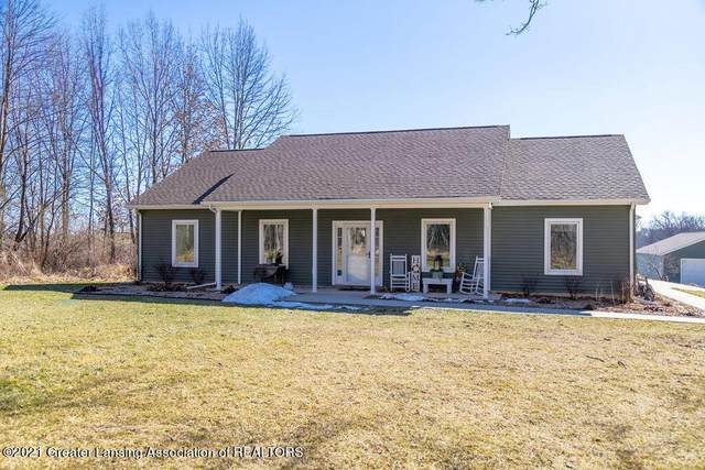 5925 Plum Orchard Road, Henrietta Twp, MI 49259 (#630000253420) :: GK Real Estate Team