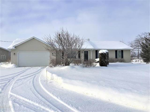 4570 Byron Road, Jamestown Twp, MI 49426 (#71021006366) :: The Mulvihill Group