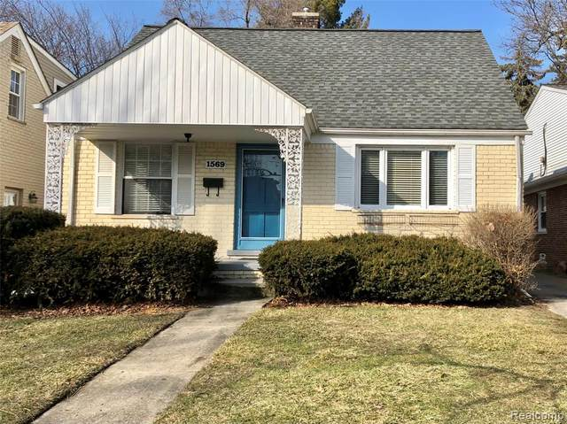 1569 Emmons Avenue, Birmingham, MI 48009 (#2210013998) :: RE/MAX Nexus