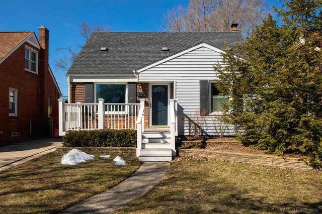 3015 N Alexander Ave, Royal Oak, MI 48073 (#58050035429) :: RE/MAX Nexus