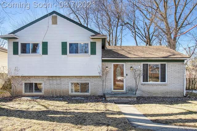 519 Dupont Avenue, Ypsilanti, MI 48197 (#2210014028) :: GK Real Estate Team
