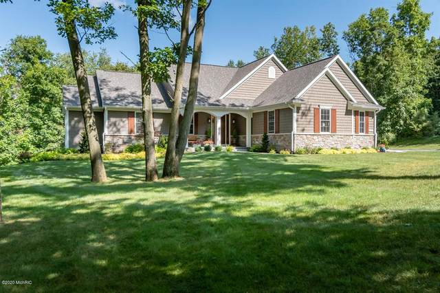 6427 North Shore Cove, Richland Twp, MI 49083 (#66021006384) :: The Merrie Johnson Team