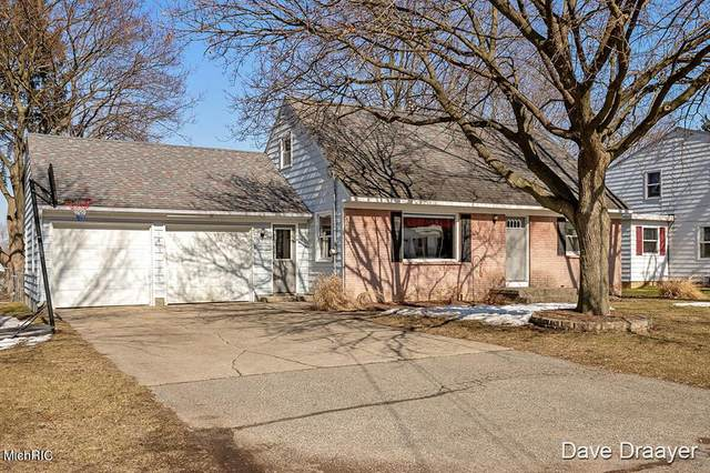 1059 Vos Street, Georgetown Twp, MI 49428 (#65021006405) :: The Merrie Johnson Team