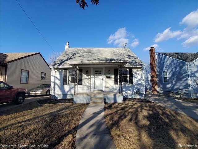14852 Oconnor Avenue, Allen Park, MI 48101 (#2210014089) :: Real Estate For A CAUSE