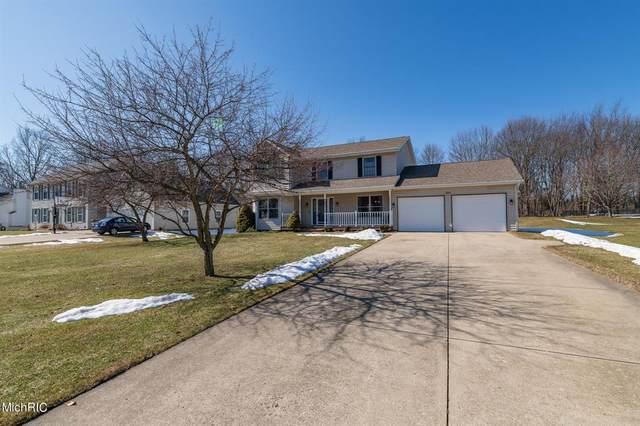 10400 Roger Street, Portage, MI 49024 (#64021006425) :: GK Real Estate Team