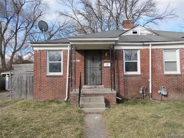 19803 Schaefer Hwy, Detroit, MI 48235 (#2210014100) :: GK Real Estate Team