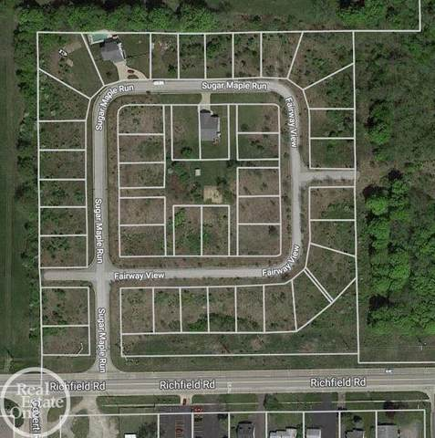 4402 Maple Leaf Trail, Flint, MI 48506 (MLS #58050035450) :: The John Wentworth Group