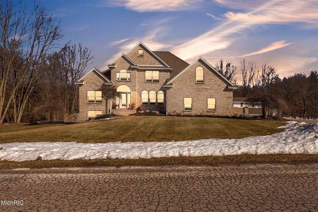 7965 Glenwood Pond Drive, Cascade Twp, MI 49302 (#65021006454) :: GK Real Estate Team