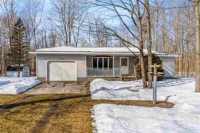 5035 Carter Road, Mt Forest Twp, MI 48613 (#61050035487) :: Novak & Associates