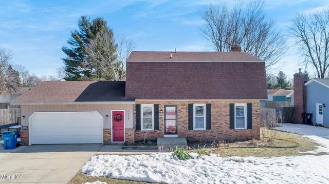 7334 Roselane Avenue, Georgetown Twp, MI 49428 (#65021006473) :: The Merrie Johnson Team