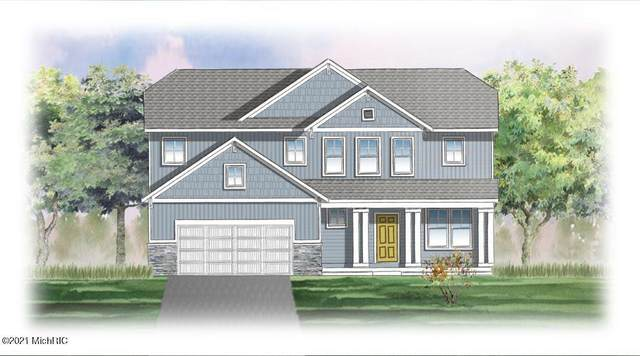 3349 Rocaway Drive, Jamestown Twp, MI 49426 (#65021006490) :: The Mulvihill Group