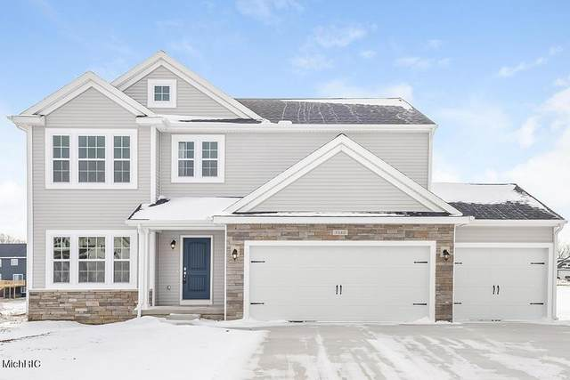 5963 Lynn Drive, Allendale Twp, MI 49401 (#65021006484) :: GK Real Estate Team