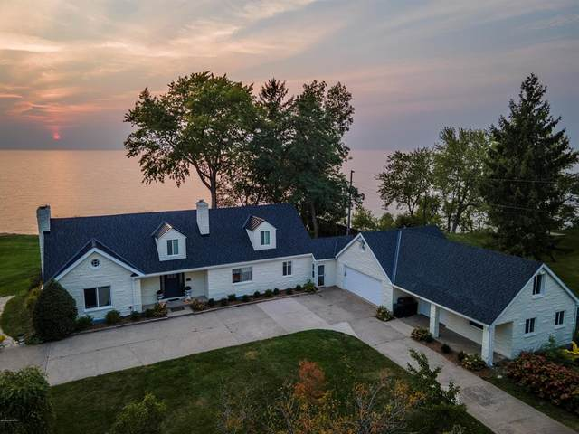 2555 Lakeside Path, Shoreham Vlg, MI 49085 (#69021006511) :: Real Estate For A CAUSE