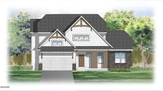 8157 Eagle Peak Drive, Georgetown Twp, MI 49426 (#65021006545) :: The Merrie Johnson Team