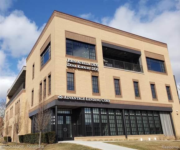 804 N Main St # 3B, Rochester, MI 48307 (#2210014278) :: BestMichiganHouses.com