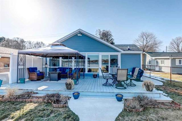 4515 Donnely Rd, Leoni, MI 49201 (MLS #55202100532) :: The John Wentworth Group
