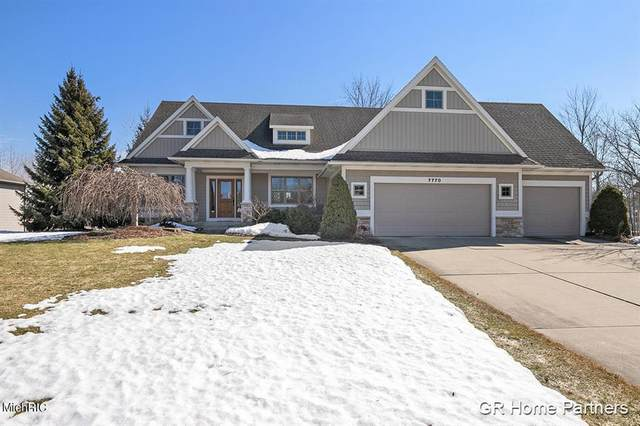 7770 Railyard Drive SW, Byron Twp, MI 49315 (#65021006575) :: The Merrie Johnson Team