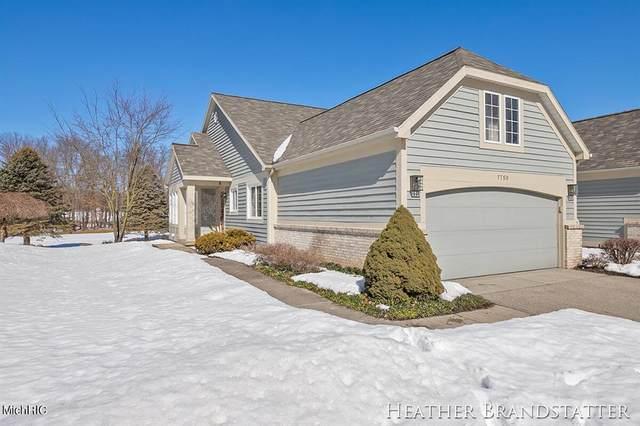 7750 Greenbrier Drive NE #17, Cannon Twp, MI 49341 (#65021006581) :: GK Real Estate Team