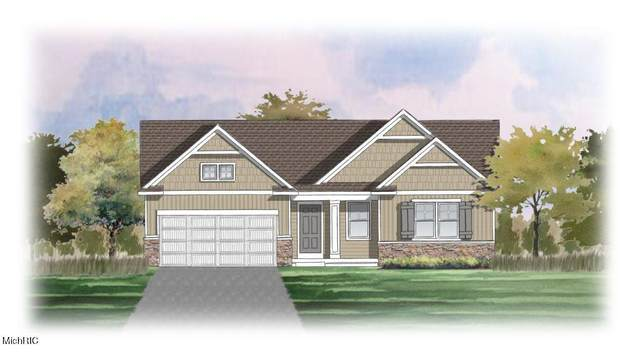 4150 Springline Drive, Jamestown Twp, MI 49426 (#65021006624) :: The Mulvihill Group