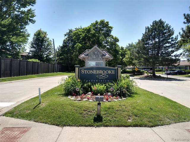 26660 Franklin Pointe Drive, Southfield, MI 48034 (MLS #2210014416) :: The John Wentworth Group