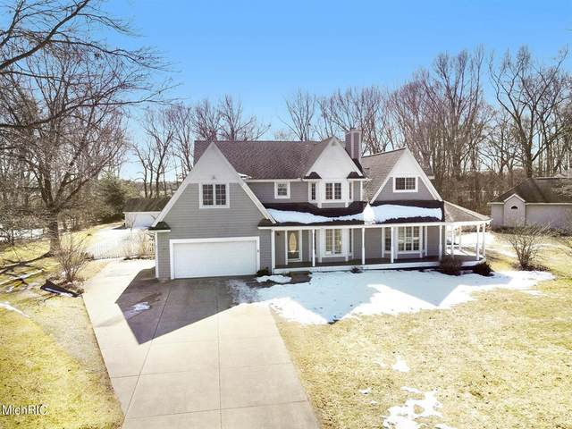 23099 South Shore Drive, Ontwa Twp, MI 49112 (#69021006634) :: GK Real Estate Team