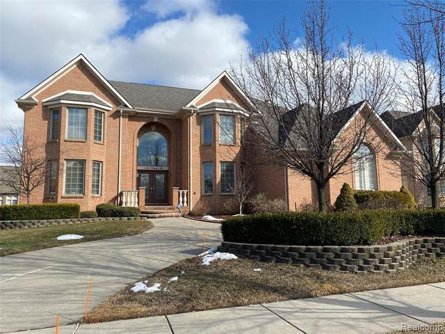 43340 Chester Drive, Sterling Heights, MI 48314 (#2210014492) :: RE/MAX Nexus