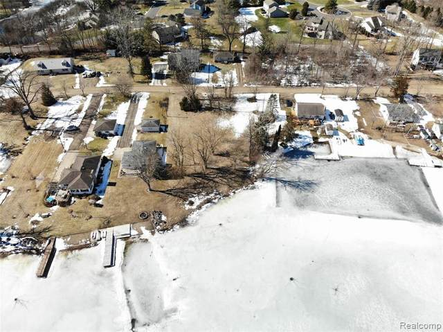 0 Dibrova Drive, Green Oak Twp, MI 48116 (#2210014509) :: GK Real Estate Team