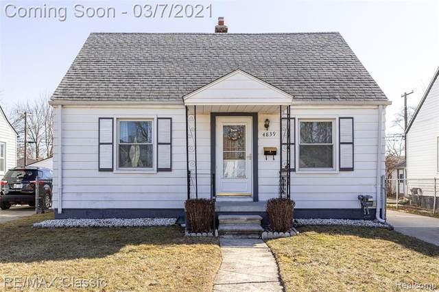 4839 Winifred Street, Wayne, MI 48184 (#2210014510) :: Duneske Real Estate Advisors