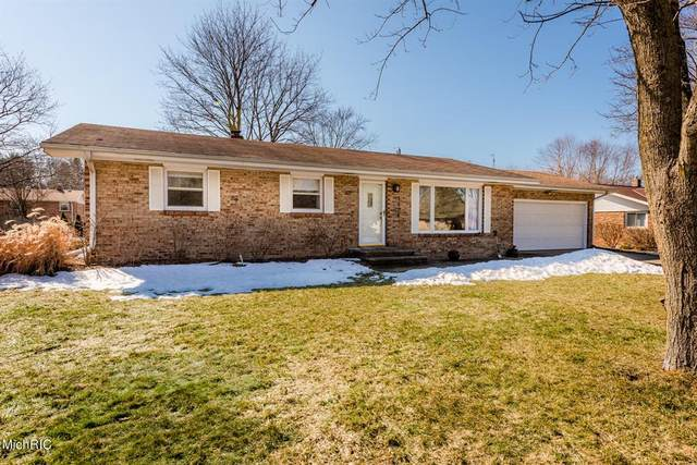1974 Anthony Drive, ST.JOSEPH TWP, MI 49085 (#69021006683) :: The Mulvihill Group