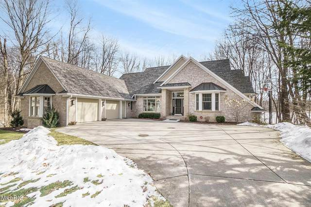 6296 Baywater Lane, Richland Twp, MI 49083 (#66021006694) :: Duneske Real Estate Advisors
