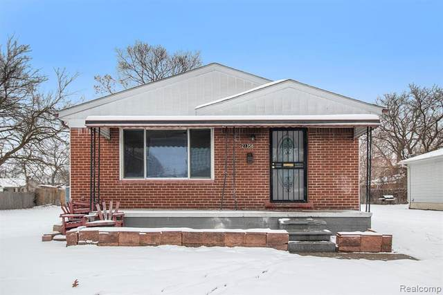 21358 Glen Lodge Road, Royal Oak Twp, MI 48220 (#2210014554) :: Real Estate For A CAUSE