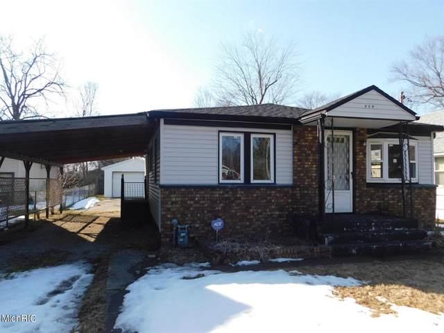 161 N 15th Street, Springfield, MI 49037 (#64021006736) :: GK Real Estate Team