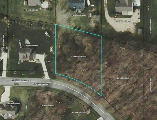 0 Hidden Valley Trail S, Bertrand Twp, MI 49120 (#69021006747) :: The Mulvihill Group