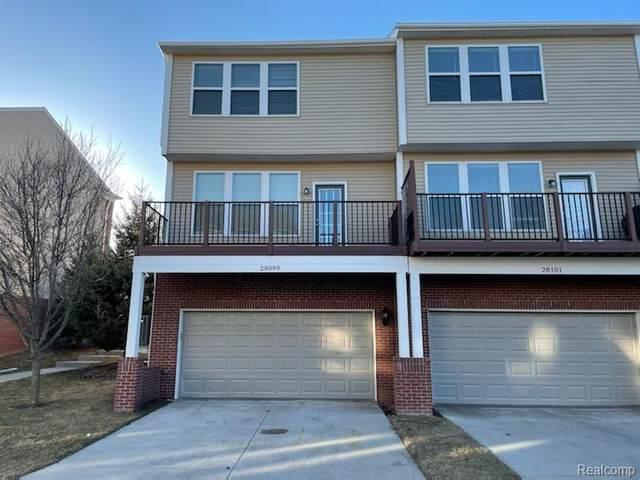 28099 Hewes Lane, Novi, MI 48377 (#2210014668) :: Duneske Real Estate Advisors