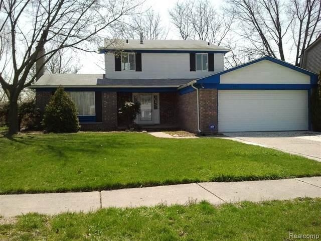 2894 Quartz Drive, Troy, MI 48085 (#2210014670) :: Duneske Real Estate Advisors