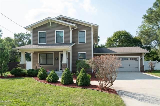 1011 N Burdick Street, Kalamazoo, MI 49007 (#66021006777) :: GK Real Estate Team