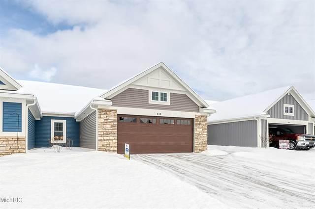 889 Harper Woods Drive #13, Byron Twp, MI 49315 (#65021006830) :: GK Real Estate Team