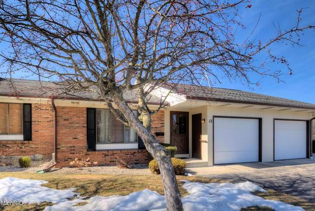 52 Old Mill Drive #12, Holland, MI 49423 (#71021006833) :: The BK Agency