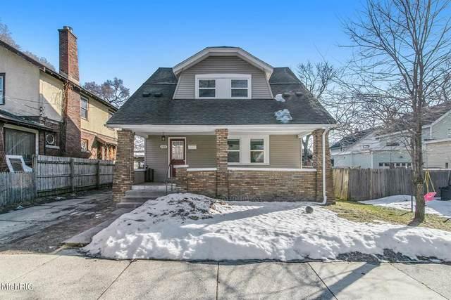 1010 Prince Street SE, Grand Rapids, MI 49507 (#65021006840) :: The Mulvihill Group