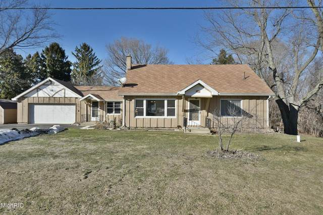 4187 Naomi Road, Sodus Twp, MI 49126 (#69021006905) :: Real Estate For A CAUSE