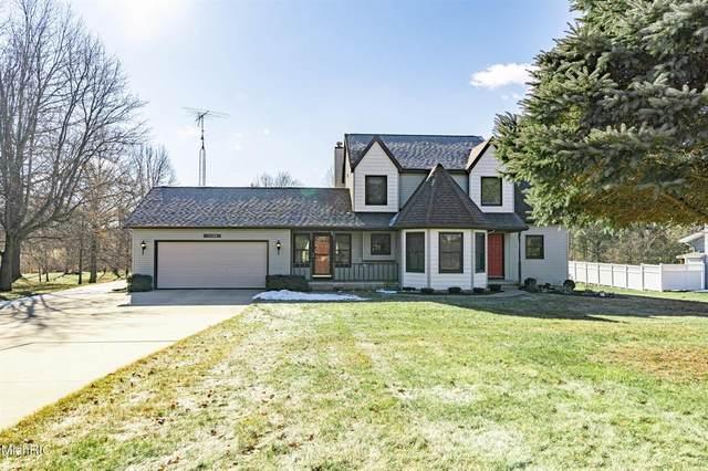 11104 Southbrook Drive, Emmett Twp, MI 49033 (#64021006910) :: GK Real Estate Team