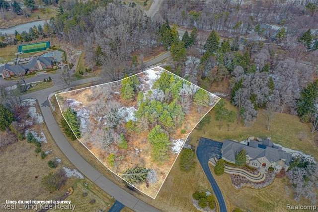 00 Pine Meadow Court, Independence Twp, MI 48348 (MLS #2210015120) :: The John Wentworth Group