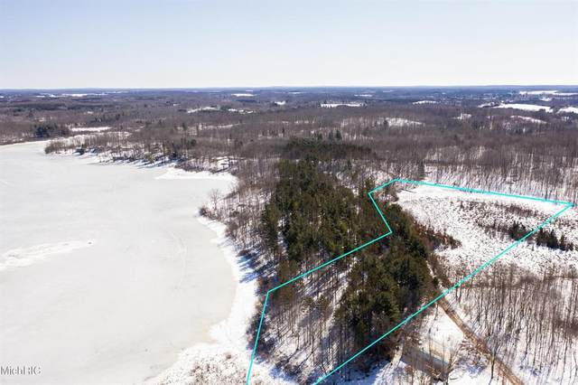 Parcel A S Hillview Lake Drive, COLFAX TWP, MI 49342 (#72021006929) :: GK Real Estate Team