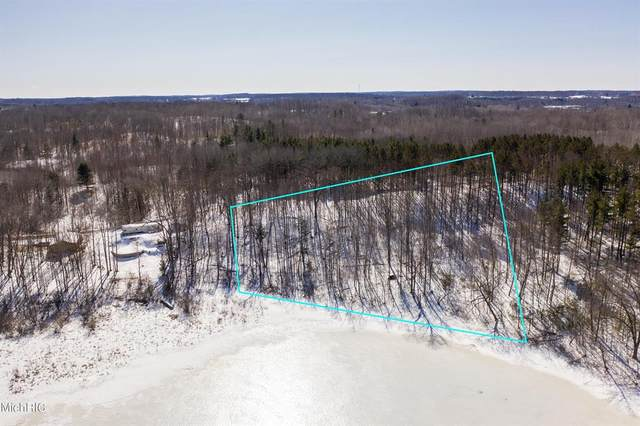 Parcel E S Hillview Lake Drive, COLFAX TWP, MI 49342 (MLS #72021006937) :: The John Wentworth Group
