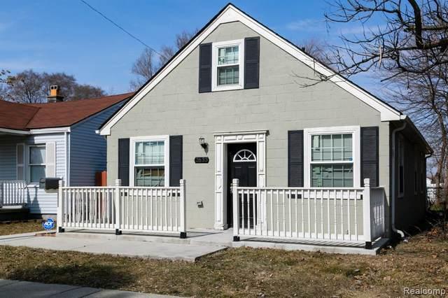 2633 Emmons Avenue, Warren, MI 48091 (#2210015190) :: Novak & Associates