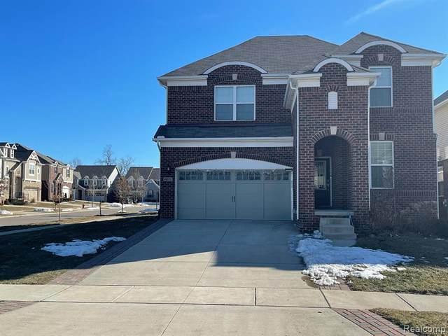 49573 Hartwick Drive, Novi, MI 48374 (#2210015434) :: Duneske Real Estate Advisors